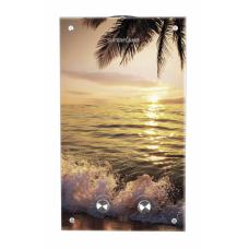 Водонагреватель газ. SUPERFLAME SF0120 Glass (10 л/мин) (с дисплеем) Пляж